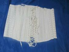 Vintage 1930's/40's Spirella Boned and Laced Corset Girdle Salesmans Sample