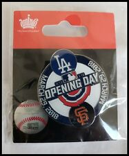 NEW 2018 MLB LOS ANGELES DODGERS Opening Day Pin