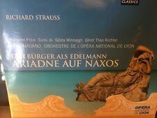 CD (SET) STRAUSS DER BURGERALS EDELMANN ARIADNE AUF NAXOS (opera in One Act)
