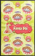 Dr. Stinky's Scratch & Sniff Stickers - Apple Pie - Excellent!!