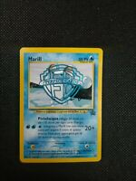 🌈POKÉMON~PROMO~MARILL~LIMITED~TEST~STAMP~FBPERFECTCARDS🌈