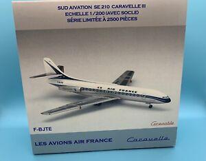 Les Avions Air France Caravelle F-BJTE