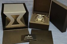 New in Box EDOX WRC Classic Open Heart Vision/Skeleton Automatic SS 85016 3 NIN