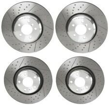 Brembo Front & Rear M Performance Brake Disc Rotors Kit For BMW F20 F23 F30 F36