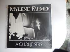 """Maxi 45 t Mylene Farmer """"a quoi je sers"""""""