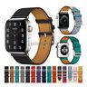 Apple Watch Series 4 2 3 Band Bandkin Single Tour Genuine Leather Watch Strap