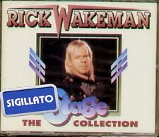 "RICK WAKEMAN "" STAGE THE COLLECTION (LIVE IN BUENOS AIRES) "" BOX 2 CD SIGILLATO"