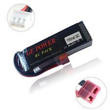 GE Power Li-Polymer Lipo Battery 7.4V 1700mah 30C max 40C for Traxxas 1/16 RC