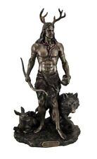 Herne l'esprit Hunter DE WINDSOR FOREST Sculpture Statue Ornement Pagan Wiccan