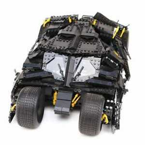 New Custom Super Heroes The Tumbler Compatible Lego 76023 Best Gift