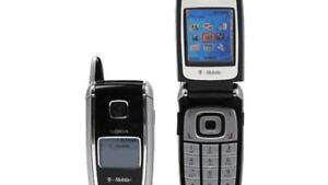 """Original Nokia 6101 FM radio CAMERA 1.8"""" Screen 2G GSM Flip Mobile Phone"""