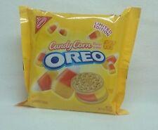 1 Nabisco Oreo CANDY CORN Sandwich Cookie LIMITED EDITION 10.7 oz