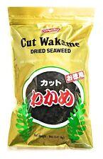 Shirakiku FUERU WAKAME DRIED SEAWEED 5oz Cut Wakame