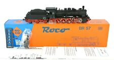 ROCO HO 4116A DB 57 EXC. RUNNER MINIMAL USE LIGHTS UNOPENED DETAILING V Nr MINT
