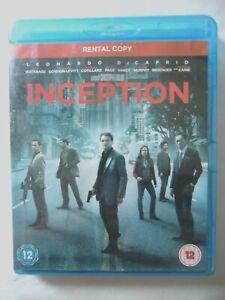 59775 Blu-ray - Inception  2010  1000121895
