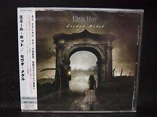 EMIR HOT Sevdah Metal JAPAN CD Yngwie J. Malmsteen Lynch Mob Rage Axel Rudi Pell