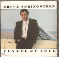 Tunnel of Love CD by Bruce Springsteen Oct 1987 Columbia USA