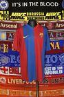 5/5 Barcelona boys 13-15 158-170cm MINT 2006 home football shirt jersey trikot