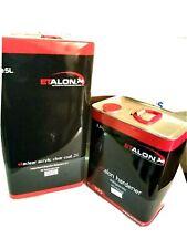 ETALON 98PL High Gloss 2.1 VOC European Clear Coat 2K 2:1 FAST (2 gallon) 7.5L