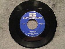 """45 RPM 7"""" Record Cannonball Adderley African Waltz & Kelly Blue R-45457 VG+"""