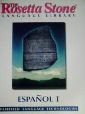 The Rosetta Stone Language Library Espanol 1