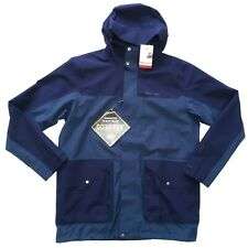 Marmot Gore-Tex Impermeable Chaqueta de Senderismo Mié Chaqueta Azul Marino XL 2XL nuevo PVP £ 230
