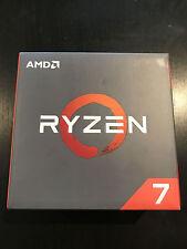 AMD Ryzen 7 1800X 4GHz Eight Core YD180XBCAEWOF Processor NO FAN OR HEATSINK