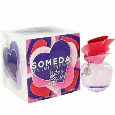 Someday for Women by Justin Bieber EDP Spray 3.4 oz ~ BRAND NEW IN BOX