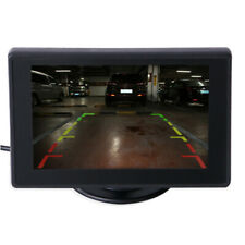 4.3 Inch TFT LCD Screen Adjustable Car Monitor for Vehicle Backup Cameras E4L7