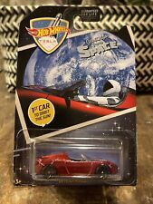 Hot Wheels 2008 Tesla Roadster Greetings From Space SpaceX Starman Card Chase