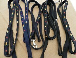 Führzügel, Führleine, 6 Stck. verschiedene Längen - für Hund, Pferd, Pony