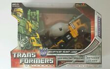 Transformers Universe Voyager Class Decepticon Heavy Load