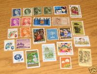Australia Stamps Lot of 25 Vintage