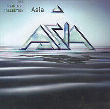 Asia : The Definitive Collection (CD)