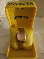 Invicta Baby Lupah 2327 Wrist Watch for Women new rare vintage  swiss made