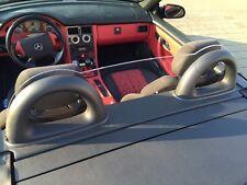 Mercedes SLK R170 Acrylglas Acryl Windschott