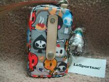 NWT Tokidoki 9530 Inferno Ipod Iphone Bag Qee Devil WOW