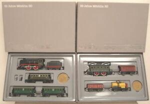 Marklin 0050 50th Anniversary HO Gauge Steam Train Set LN/Box