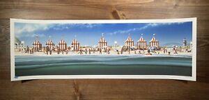 "JAWS ""The Beach"" Art Print Poster By JC Richard Signed Variant XX/100 Mondo"