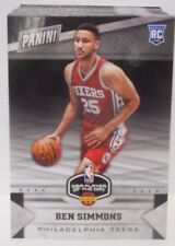 2017 Panini NBA Player Of The Day Complete 40 Card Set