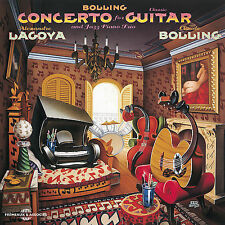 CLAUDE BOLLING/ALEXANDRE LAGOYA - BOLLING: CONCERTO FOR CLASSICAL GUITAR & JAZZ