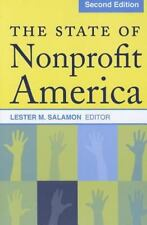 The State of Nonprofit America: By Salamon, Lester M