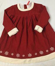 be98605b59d32 Hanna Andersson Red Corduroy Dresses (Newborn - 5T) for Girls | eBay