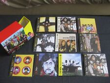 "THE BEATLES, CD Mini LP PROMO BOX ""Sgt. Pepper"" + 10 Mini LPs (16 CDs), as new"