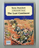 The Last Continent: by Terry Pratchett - MP3CD - Unabridged Audiobook