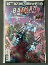 batman the murder machine 1