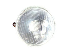 VESPA HEADLIGHT WITH PARKING SPACE PX LML P MADE OF GLASS NOT PLASTIC NEW FIEM