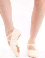 Ballet shoes pink dance soft ballet shoes