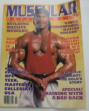 Muscular Development Magazine Jackie Paisley & Gym Dandy October 1989 102814R