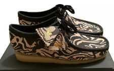 Clarks Originals, WALLABEEWW (WU WEAR) Navy, Size 7 UK LIMITED EDITION